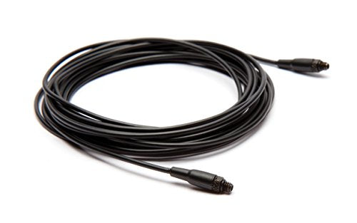 Rode MiCon Cable (3m) 10' for Rode HS1, Pinmic and Lavalier Mics - Black