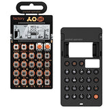 Teenage Engineering: PO-16 Factory Pocket Operator + Silicone Case Bundle