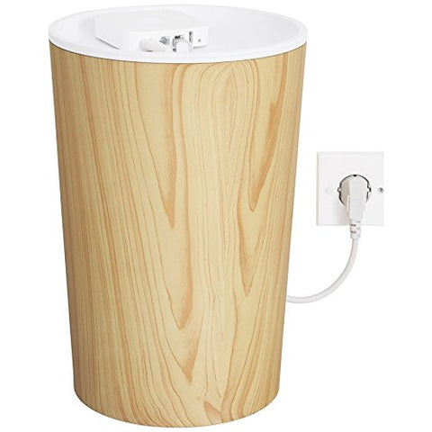 Bluelounge CableBin - Light Wood - Cable Management - Flame Retardant