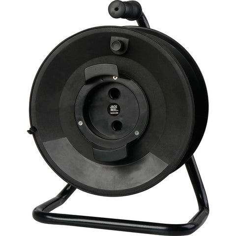 JackReel High-Capacity Steel Frame Cable Reel