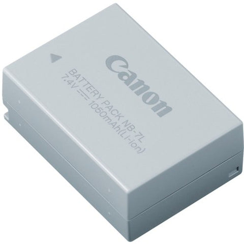 Canon NB-7L Lithium-Ion Battery Pack for Canon G10 & G11 Digital Cameras