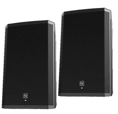 "Electro-Voice ZLX-15P Powered Active 15"" 2way DJ PA Speakers ZLX15P"