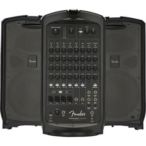 Fender Passport Venue Series 2 Portable Powered PA System