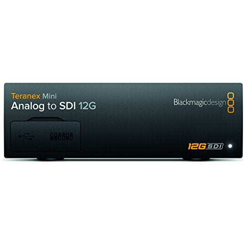 Blackmagic Design Teranex Mini Analog to SDI 12G Converter