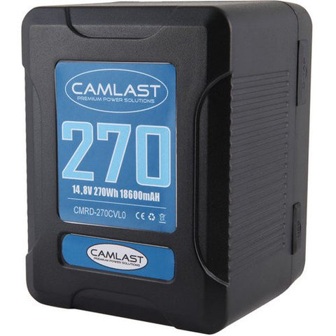 Camlast Compact-Series 270Wh Li-Ion V-Mount Battery