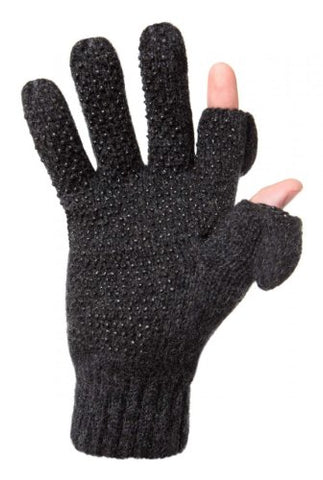 Freehands Men's Ragg Wool Knit/Thinsulate Glove