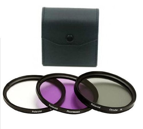 3 PIECE. MULTI COATED HD PRO SERIES DIGITAL FILTER SET