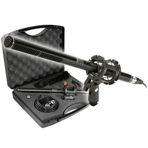 Vidpro XM-88 Shotgun Microphone Kit