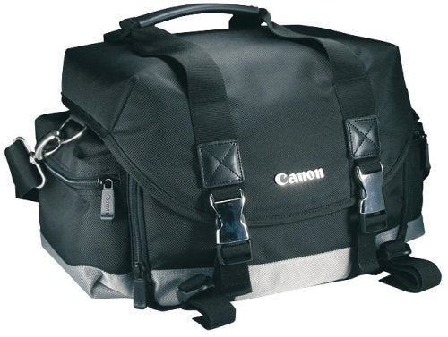 Canon 200DG Digital Camera Gadget Bag (Black) CA200DG