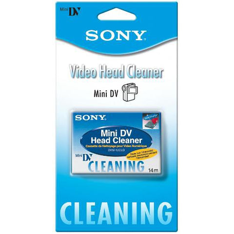 Sony DVM-12CLD Mini DV Cleaning Cassette - for Mini DV Camcorders