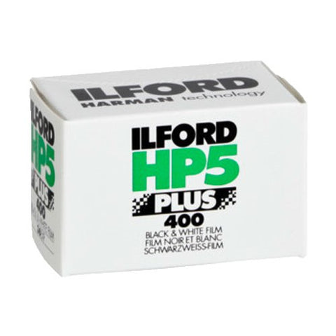 Ilford HP5 Plus 135-36 Black & White Negative (Print) Film (ISO-400)