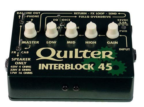Quilter Labs InterBlock 45 45-Watt Head