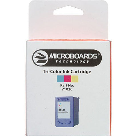 Microboards V102C Color Cartridge for the CX-1 PF-3 Print Factories