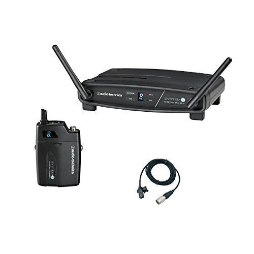Audio-Technica System 10 ATW-1101/L Wireless Lavalier System