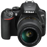 Nikon D3500 DSLR Camera with 18-55mm Lens