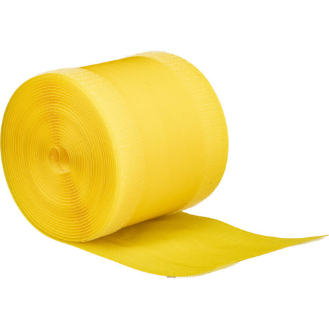 Secure Cord Boxed Nylon Carpet Cable Cover (16.5', Yellow)