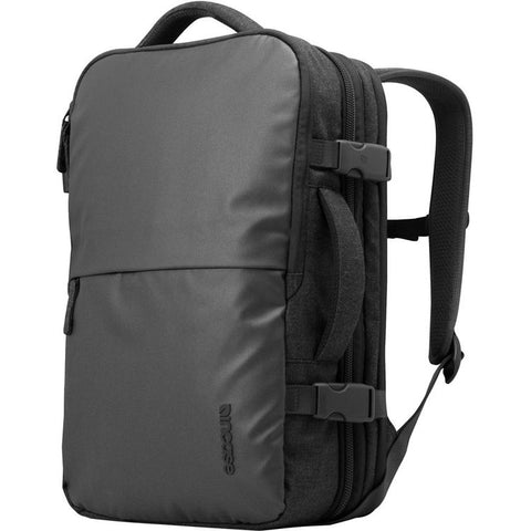 "Incase EO Travel Backpack (Black) fits up to 17"" MacBook Pro"