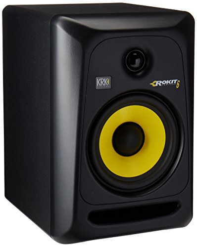 KRK RP6G3-NA Rokit 6 Generation 3 Powered Studio Monitor