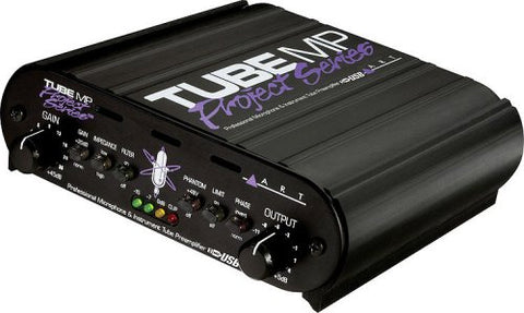 ART Tube MP USB Project Series Tube Mic Preamp With USB - (New)