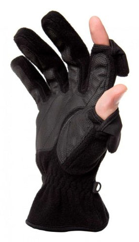 Freehands Men's Unlined Fleece Gloves