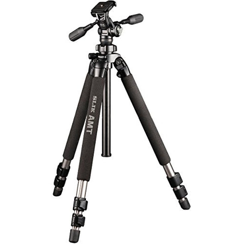 Slik Pro 500HD Tripod With 500DX Leg & SH-736HD Head 615-501 615501