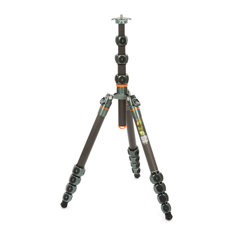 3 Legged Thing Legends Bucky Carbon Fibre Tripod System - Grey