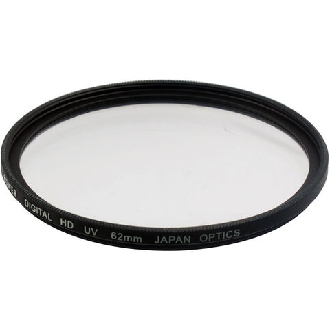 Bower 62mm Digital HD UV Filter