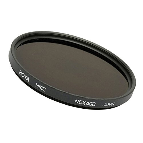 Hoya 58mm Neutral Density NDX400, 9 Stop Multi-Coated Glass Filter