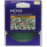 Hoya 67mm Green Intensifier Glass Filter