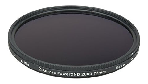 Aurora Aperture PXND2K-72 Powerxnd 2000 Variable ND Filter Fader, 72 mm