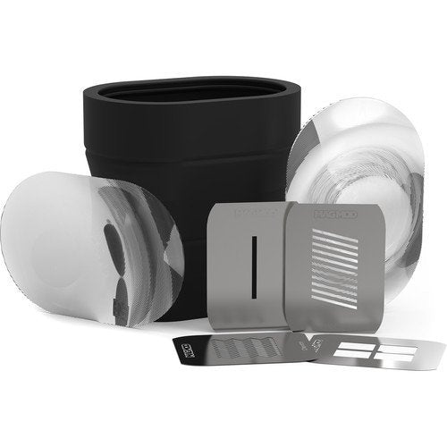 MagMod MagBeam Kit for Flash Modifier System, Includes MagBeam Tele Lens, MagBeam Wide Lens and MagMask Standard Set