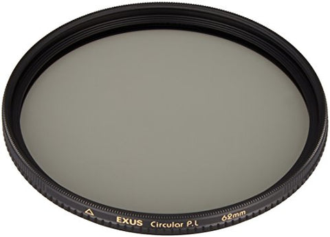 EXUS 62mm CPL 62 Marumi Antistatic MC Slim Thin Filter Circular Polarizer
