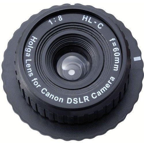 Holga Lens for Canon DSLR Camera