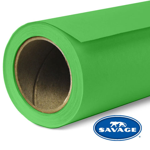 Savage Seamless Background Paper - #46 Tech Green (86 in x 18 ft)
