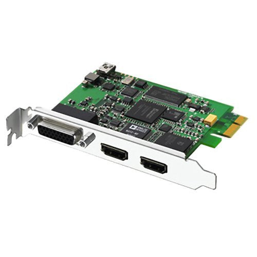 Blackmagic Design Intensity Pro HDMI and Analog Editing Card - PCI Express