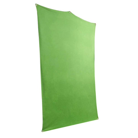 Savage 5x7' Chroma Green Background Backdrop Travel
