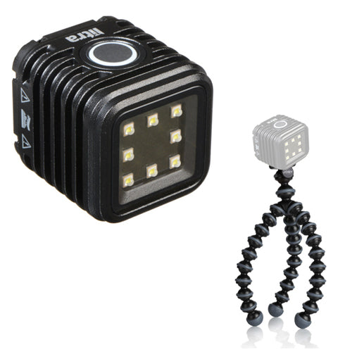 LITRA LitraTorch Photo and Video Light with Joby Gorillapod Flexible Mini-Tripod