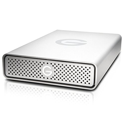 G-Technology G-DRIVE USB 3.0 4TB External Hard Drive(0G03594)