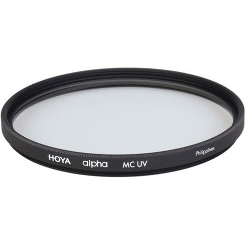 Hoya 77mm Alpha UV (Ultra Violet) Multi Coated Glass Filter
