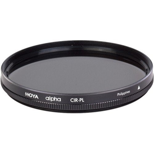 Hoya 67mm alpha Circular Polarizer Filter CALP67CRPL