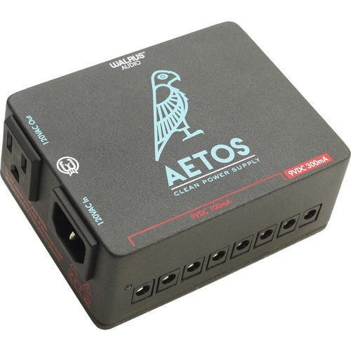 WALRUS AUDIO Aetos 8-Output 230V Power Supply for Pedals and Pedalboards