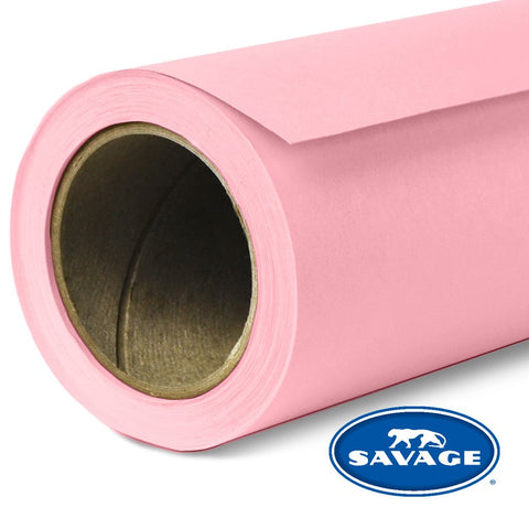 Savage Seamless Background Paper - #3 Coral (86 in x 18 ft)