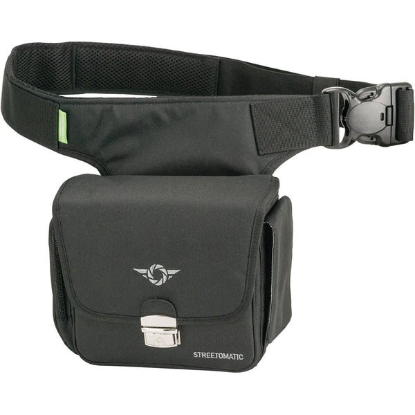 COSYSPEED CAMSLINGER Streetomatic Camera Bag (Black)