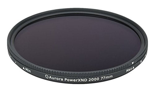 Aurora Aperture PXND2K-77 Powerxnd 2000 Variable ND Filter Fader, 77 mm