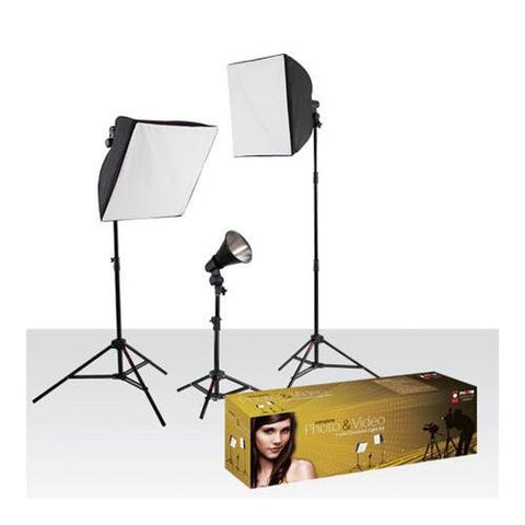Westcott uLite 3 Light Lighting Kit
