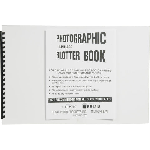"Doran Blotter Book (12 x 18"", 10 Sheets)"