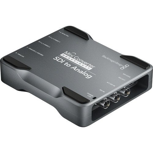 Blackmagic Design Heavy Duty Mini Converter, SDI to Analog