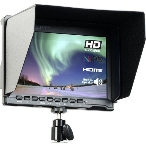 "Avtec XHD070Pro 7"" On-Camera HDMI IPS Monitor"