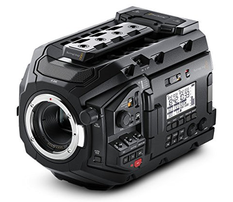 Blackmagic Design URSA Mini Pro 4.6K Camera with EF Mount, External Camera Controls