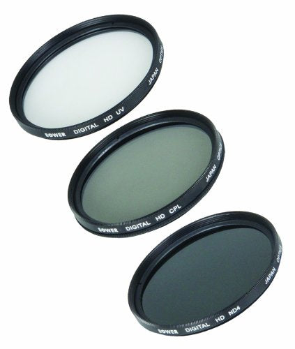 Bower VFK77C 77mm 5-Piece Digital Filter Kit
